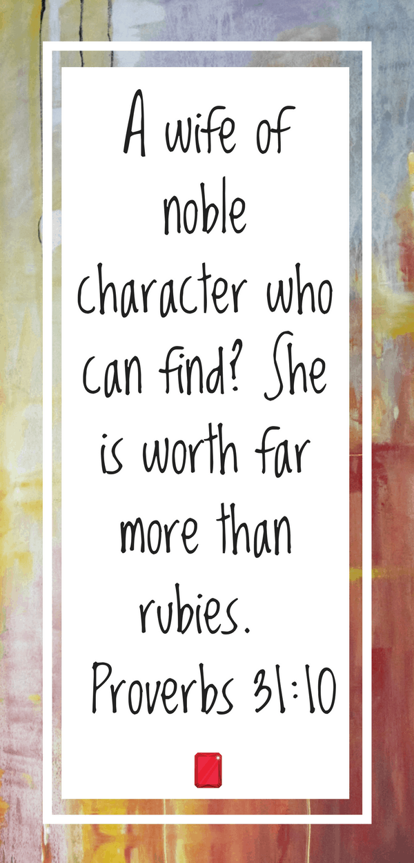 proverbs 31_10 poster