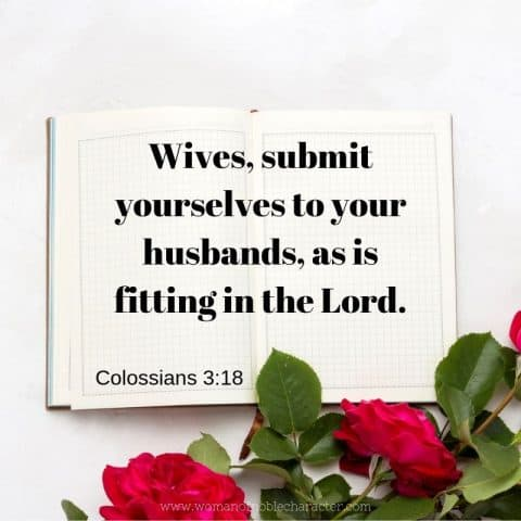 submissive wife meaning