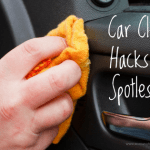 Amazing Car Cleaning Hacks for a Spotless Ride