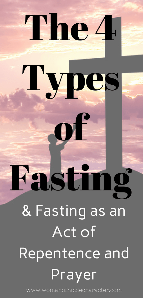 The 4 Types of Fasting 2