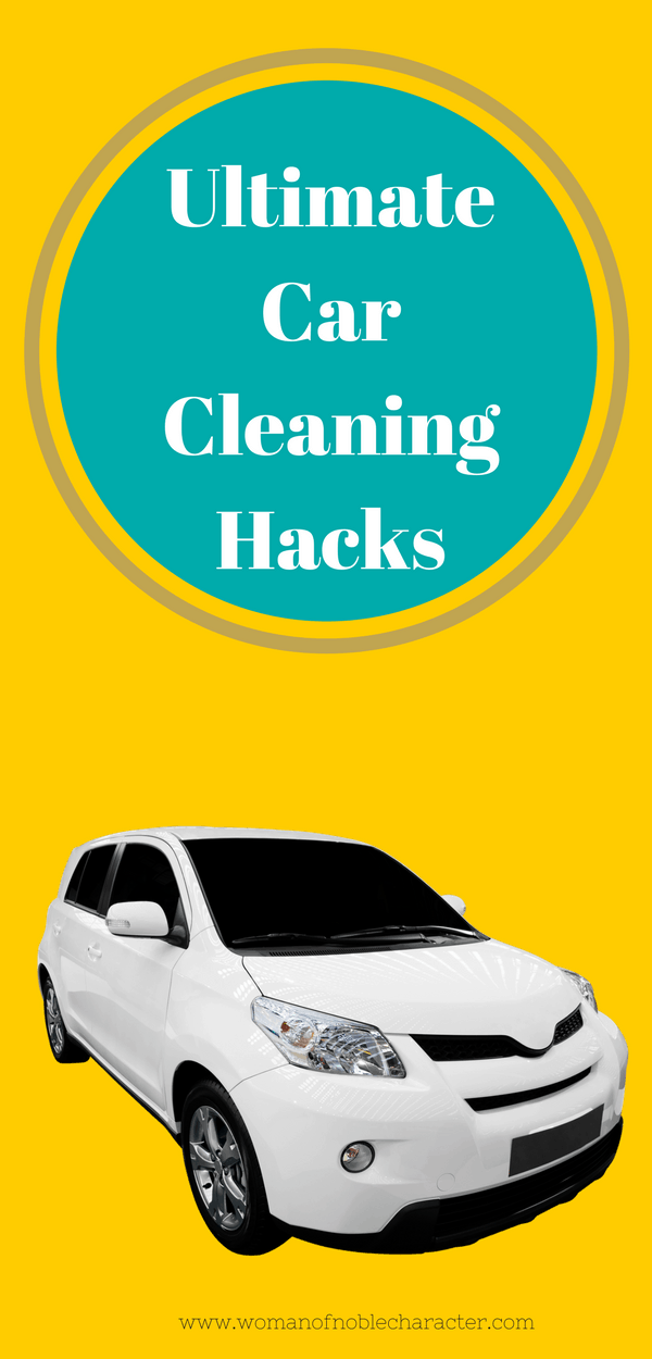 car cleaning hacks for a spotless ride interior and exterior. Black Bedroom Furniture Sets. Home Design Ideas
