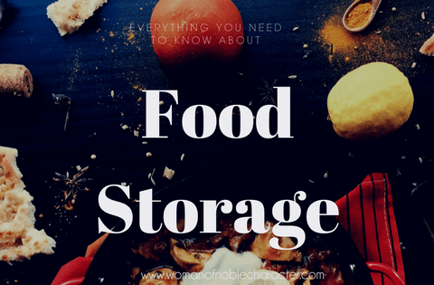 Food Storage, how long can I keep food in the refrigerator, storing food