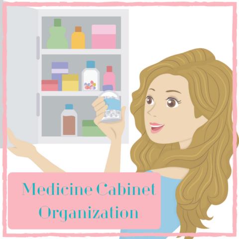 How to Organize Your Medicine Cabinet, medicine cabinet organization