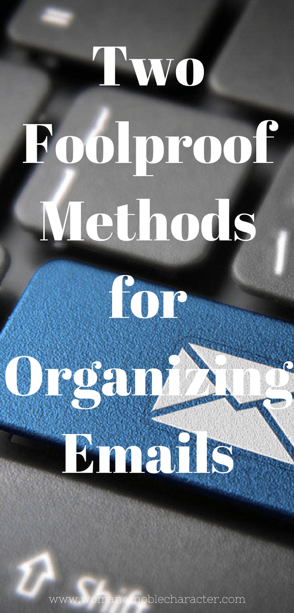 organizing emails, organizing your email, how to organize email