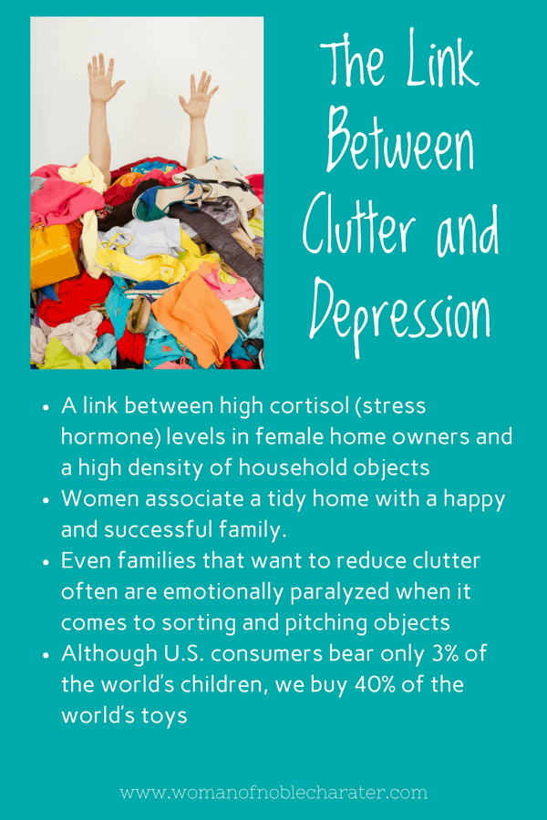 The Link Between Clutter and Depression 2