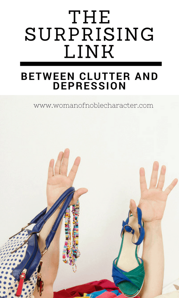 The Suprising LInk between clutter and depression