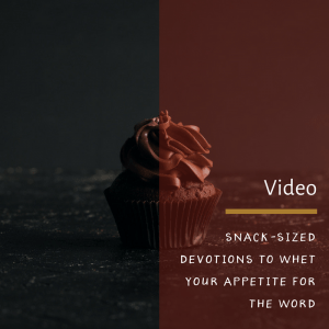 Snack-Sized Devotions to Whet Your Appetite for The Word