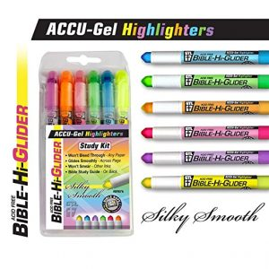 highlighter set gifts for Bible Study