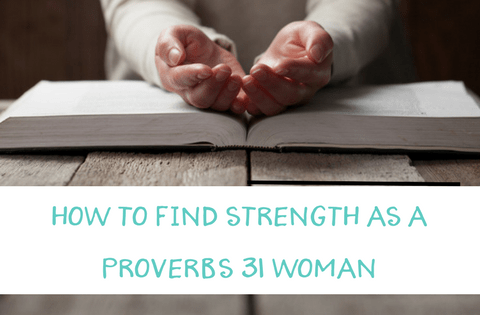 proverbs 31 woman strength