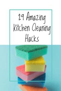29 Amazing Kitchen Cleaning Hacks (1)