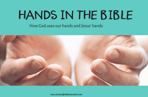 Hands in the Bible