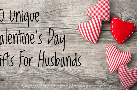 30 Unique Valentine's Day Gifts For Husbands