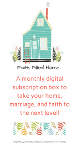 Faith Filled Home
