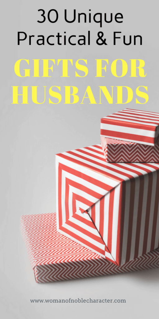 Unique Gifts For Husbands Save