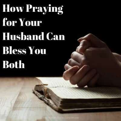 Praying for Your Husband 2