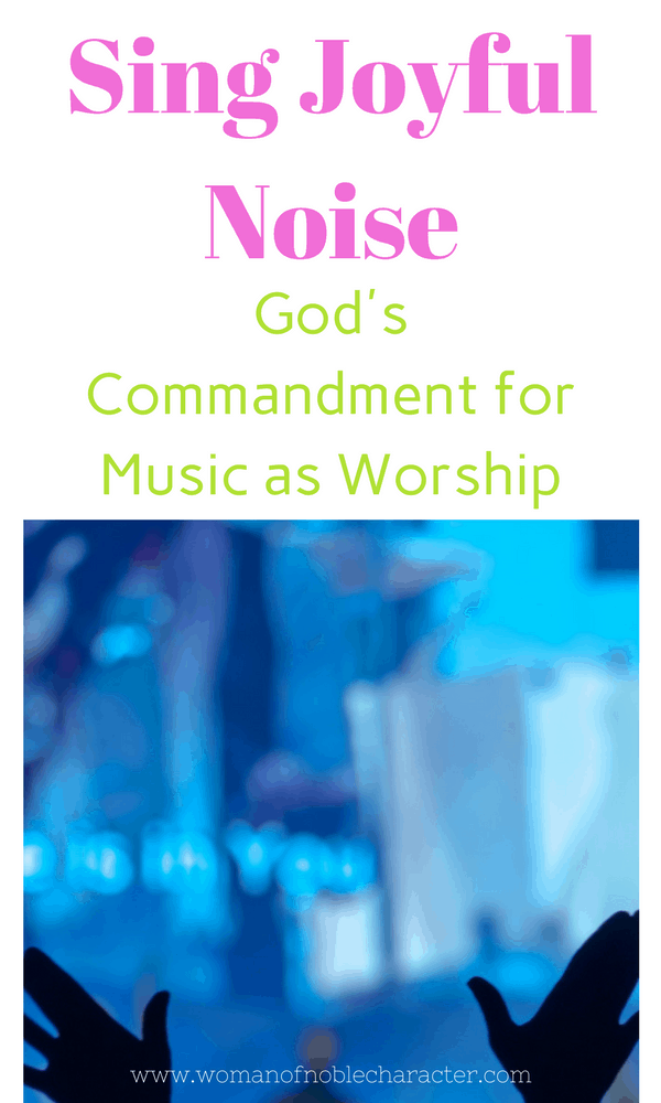 ,music as worship