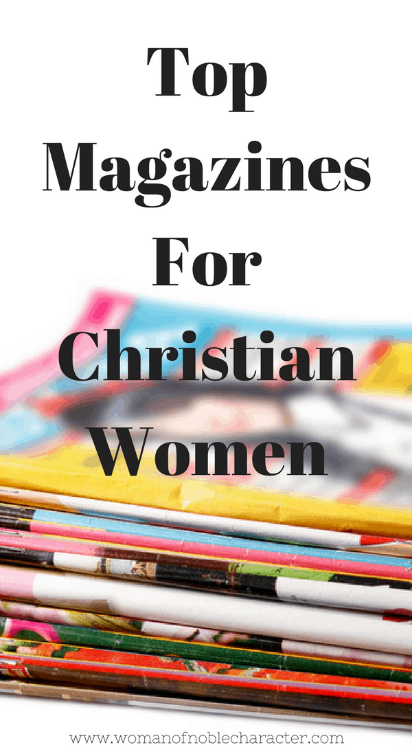 top magazines for Christian women