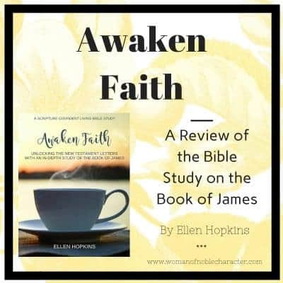 Awaken Faith By Ellen Hopkins
