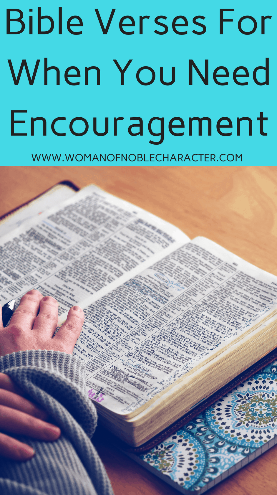 Bible verses to encourage you during difficult times