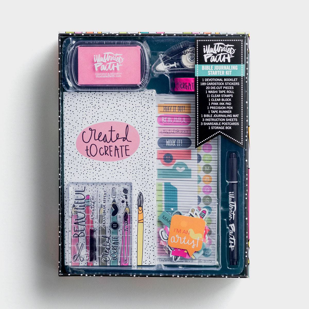 Bible Journaling Kit 2