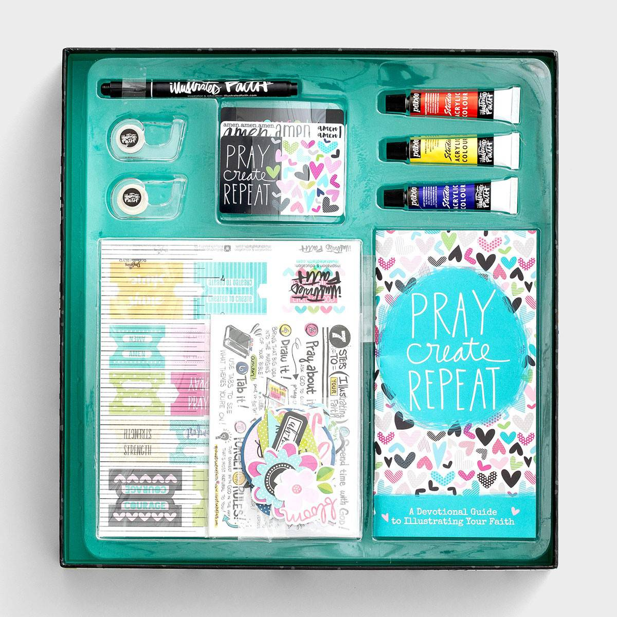 Bible Journaling Kit 1