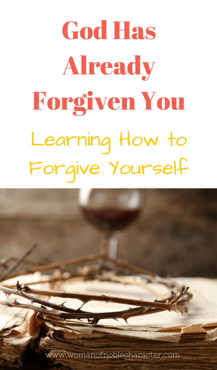 God Has Already Forgiven You