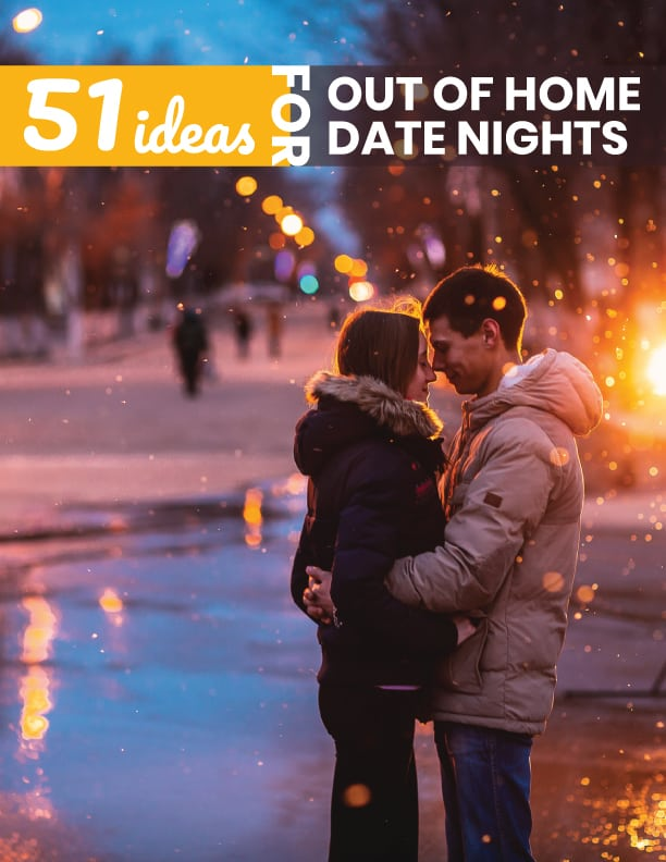 dating your husband out of home date night ideas