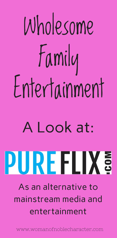 Pure Flix PureFlix Christian entertainment, Christian movies, Christian television, pureflix free month