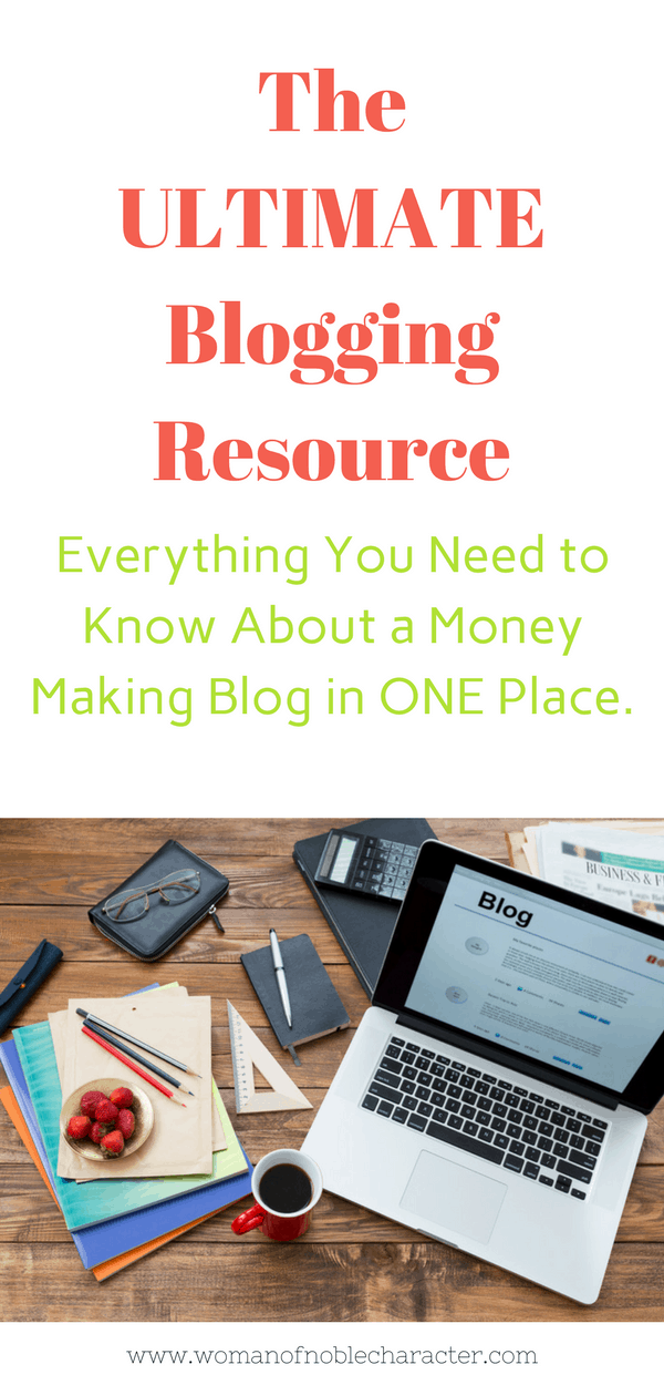 The ULTIMATE Blogging Resource - 2
