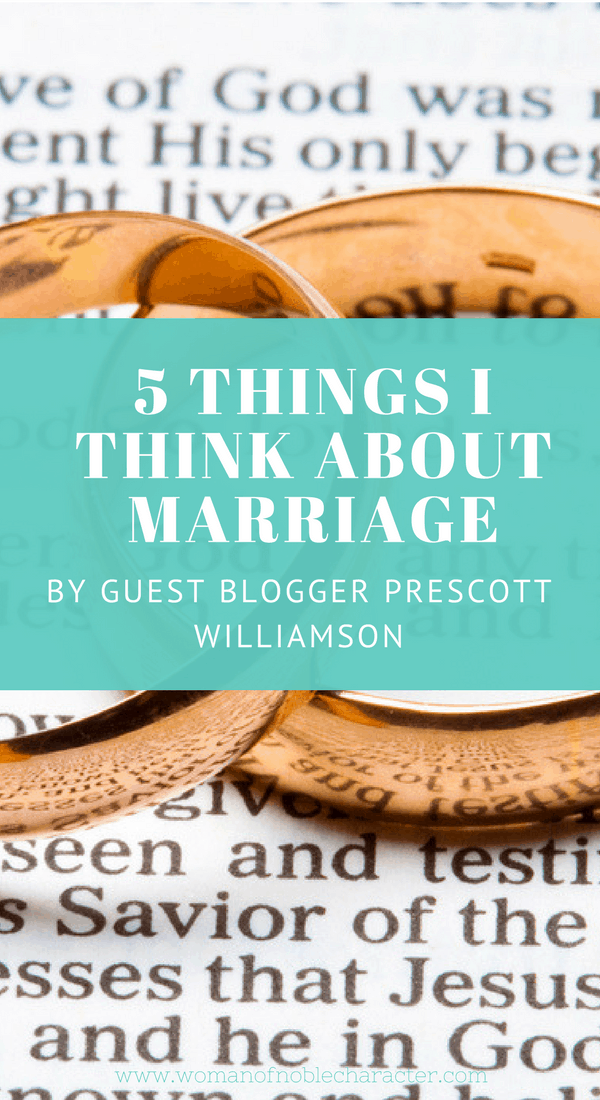 5 Things I Think About Marriage (1)