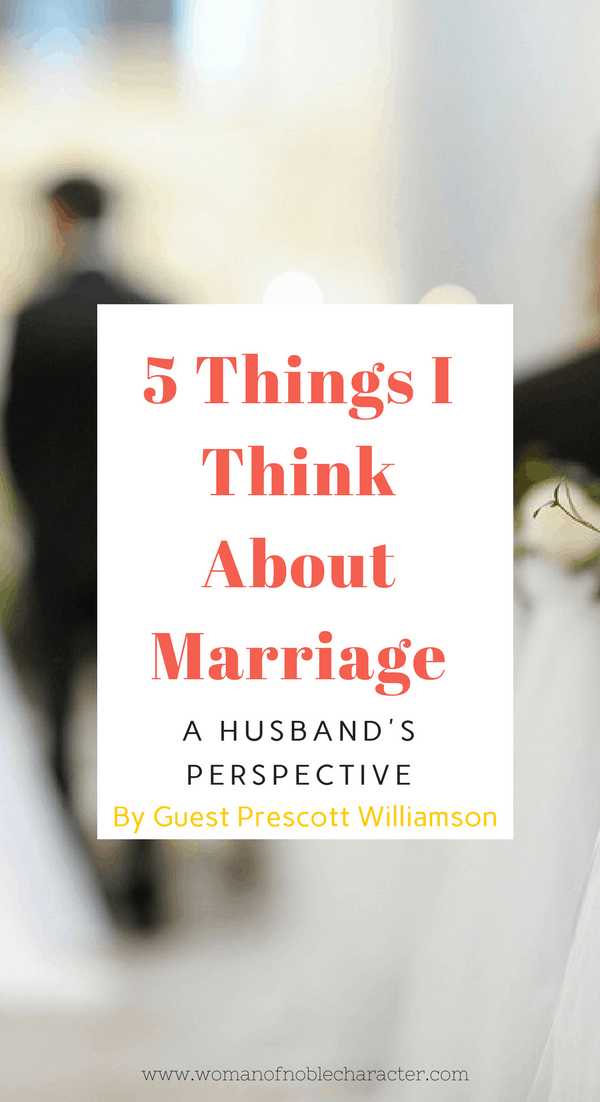 5 Things I Think About Marriage (2)