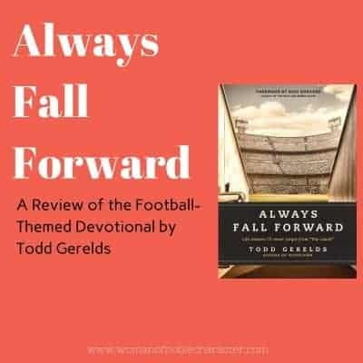 Always Fall Forward