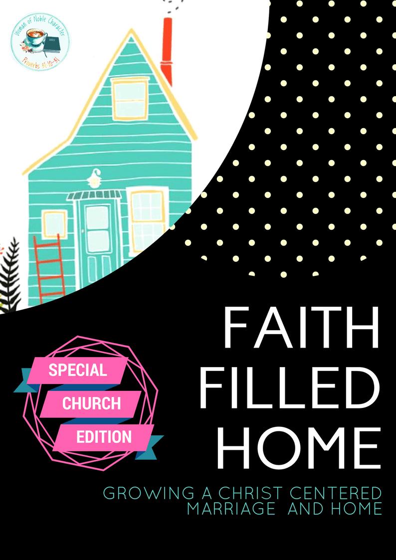 Faith Filled Home Church Program