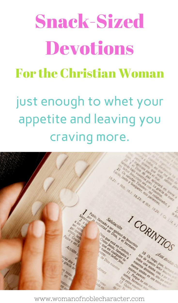 Snack-Sized Devotions