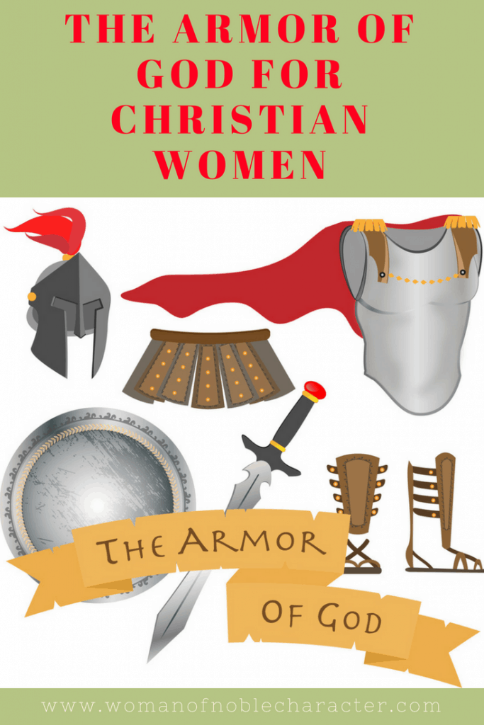 The Armor of God for Christian Women