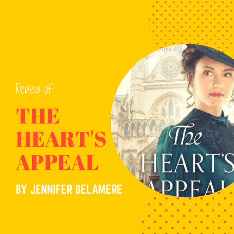 The Heart's Appeal by Jennifer Delamere