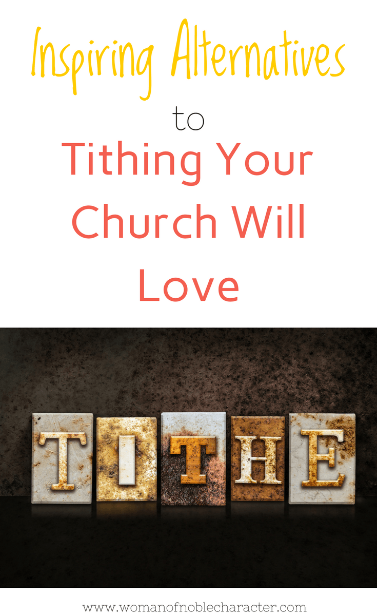 inspiring alternatives to tithing your church will love