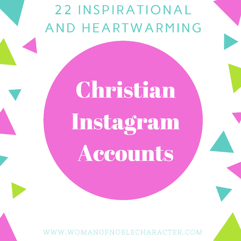 Christian Instagram Accounts