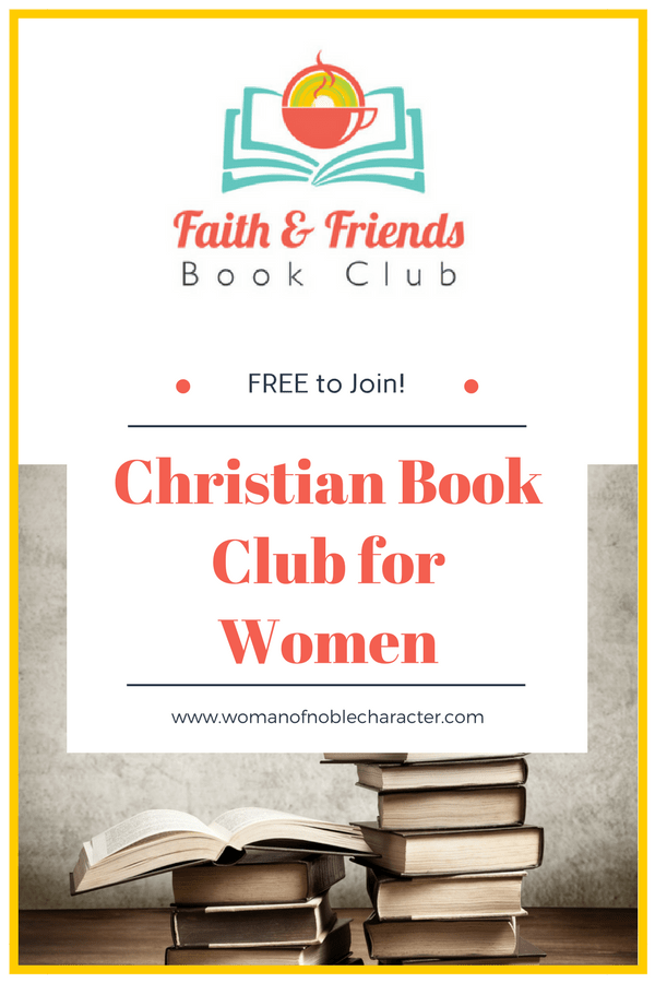 Faith & Friends Book Club for Christian Women