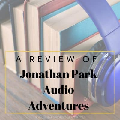 Jonathan Park Audio Adventures review
