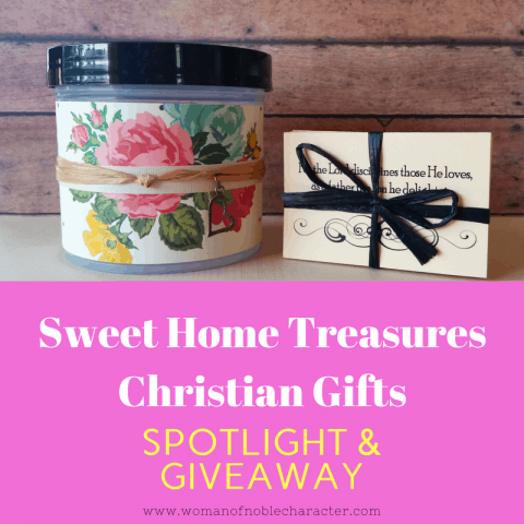 Sweet Home Treasures Christian Gifts