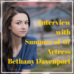 Bethany Davenport: Actress, Christian, Beautiful Inside and Out