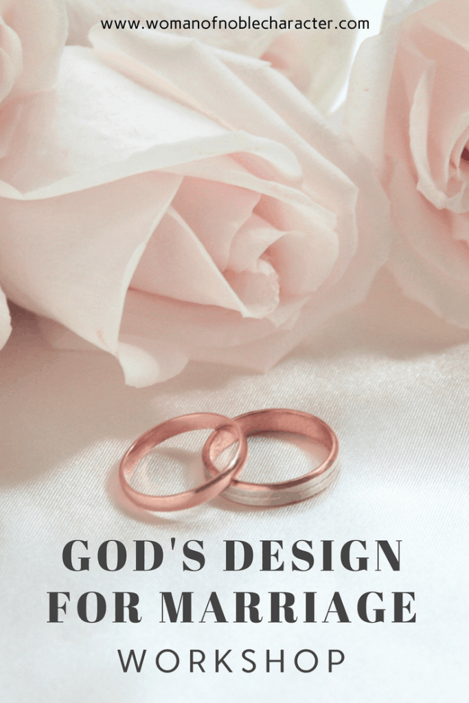 Workshops for christian women on faith marriage and managing the home gods design for marriage is a beautiful blueprint laid out in scripture but do you ever wonder why marriage can be so dang hard at times malvernweather Gallery