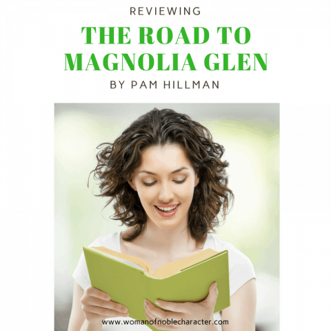 HE ROAD TO MAGNOLIA GLEN