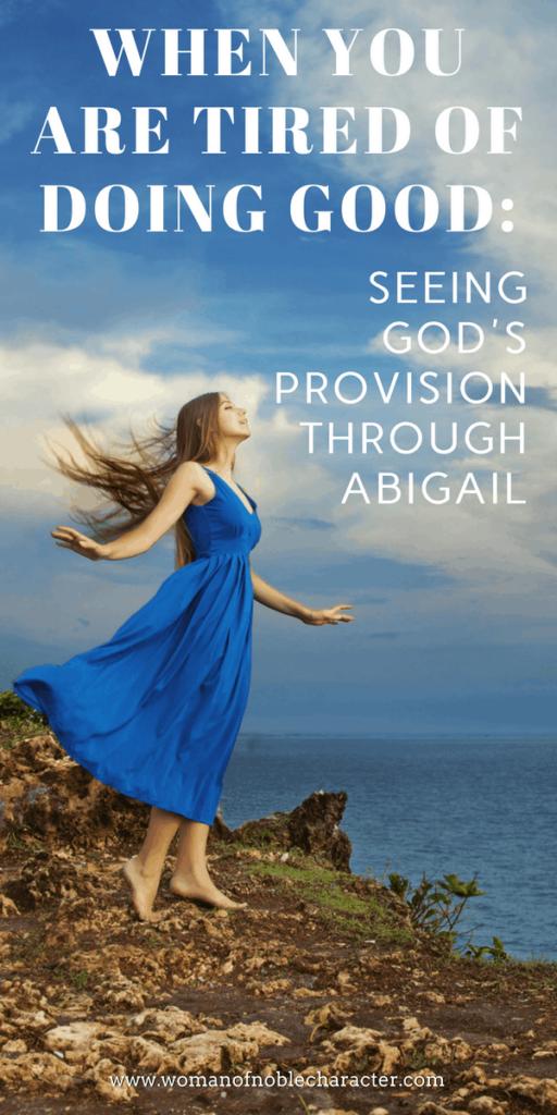 God's Provision