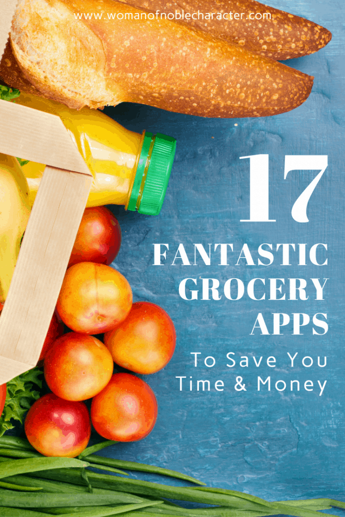 17 FANTASTIC GROCERY APPS grocery shopping food shopping