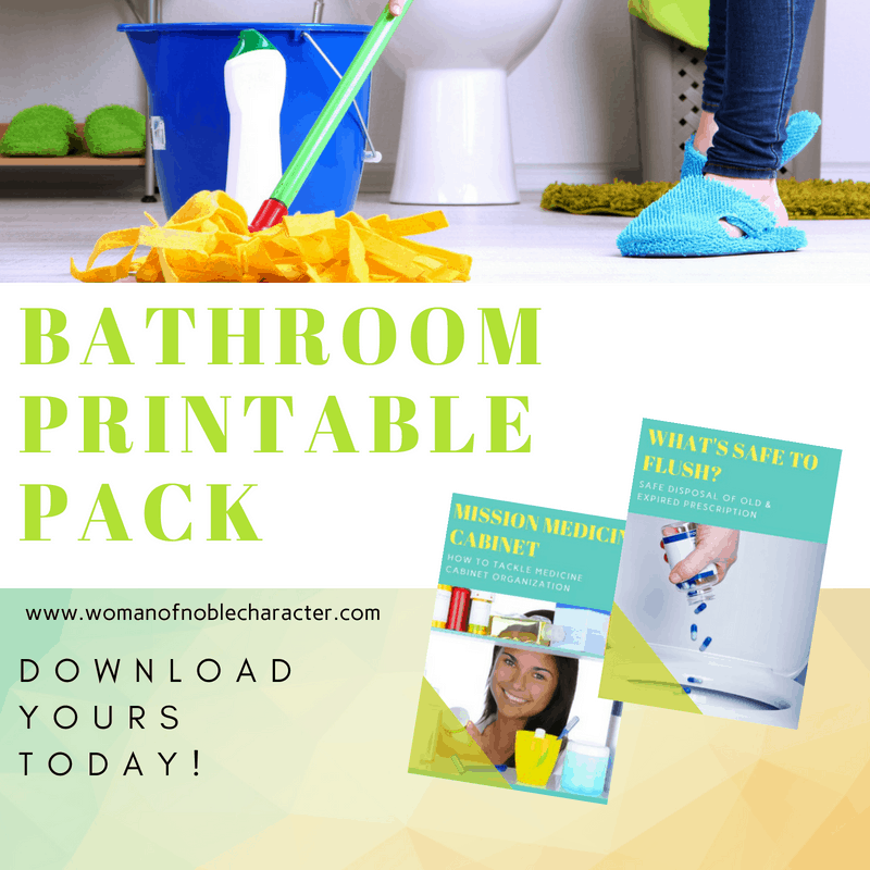 Bathroom Printable Pack