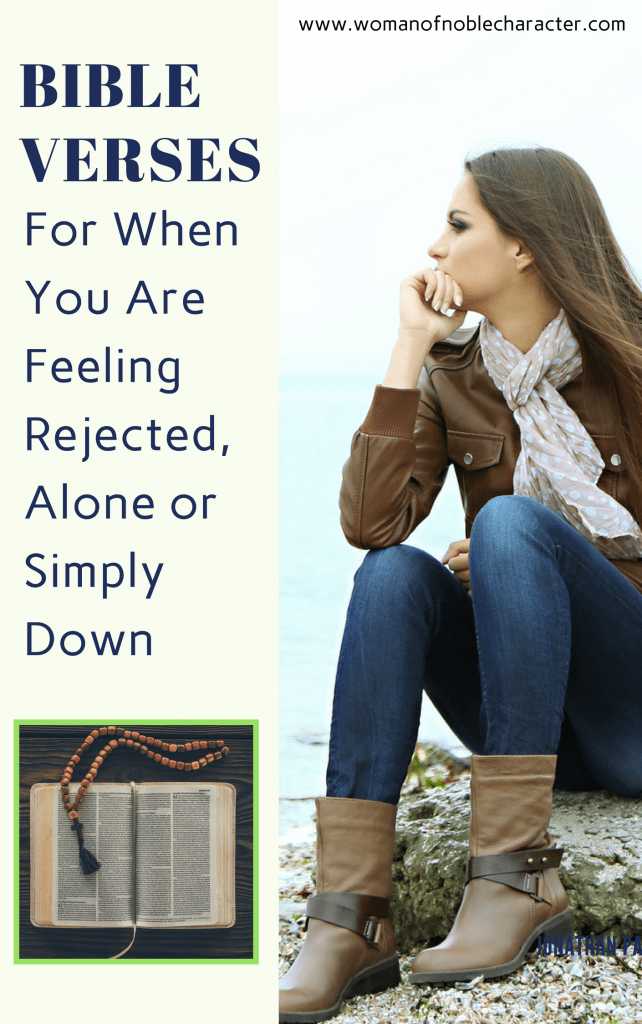Bible Verses when you feel rejected