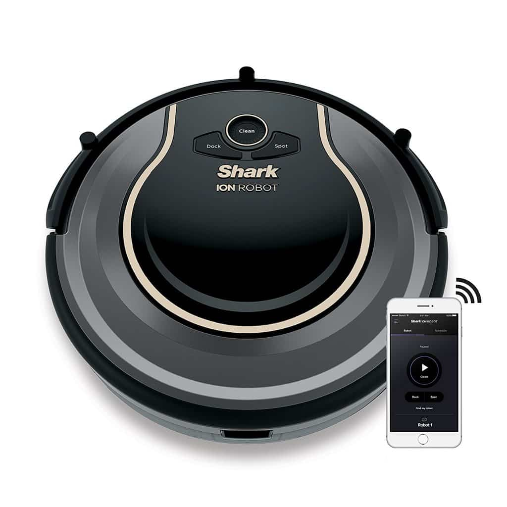 Shark Ion Robot Vaccuum tools for making housecleaning easier