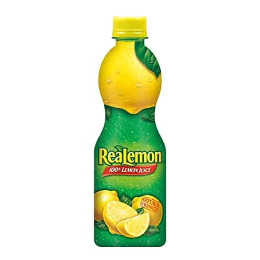 lemon juice tools for making housecleaning easier